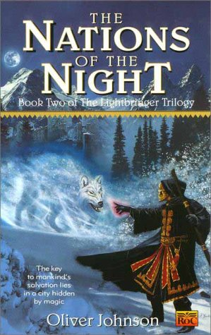 9780451456441: The Nations of the Night (The Lightbringer Trilogy, Book 2)