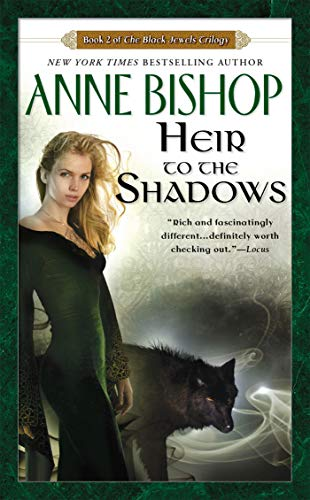 Heir to the Shadows: The Black Jewels: Bishop, Anne