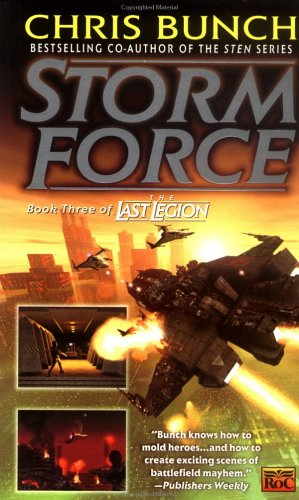 Storm Force (The Last Legion, Book 3)