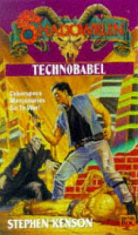9780451457110: Technobabel (Shadowrun (Roc))