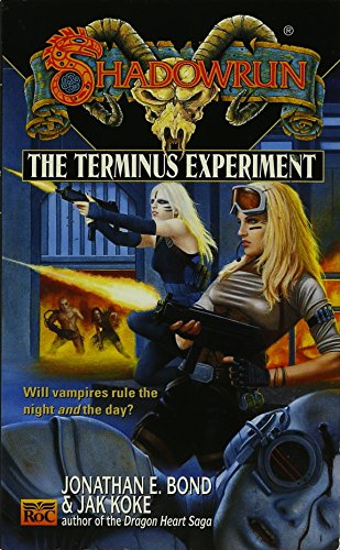 9780451457141: Shadowrun: Terminus Experiment (Novel, FAS5714)