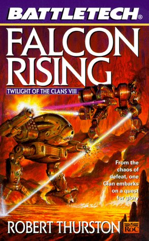 9780451457387: Battletech 43: Falcon Rising: Twilight of the Clans VIII