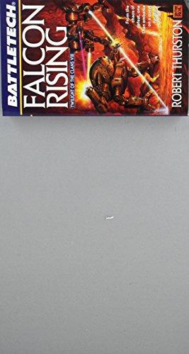 9780451457394: Battletech:Falcon Rising( Twilight of the Clans VIII )