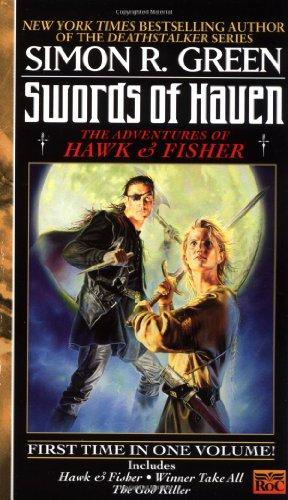 9780451457509: Swords of Haven: The Adventures of Hawk & Fisher