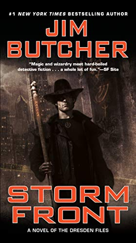 9780451457813: The Dresden Files 01. Storm Front