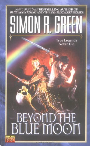 9780451458056: Beyond The Blue Moon (Hawk & Fisher)