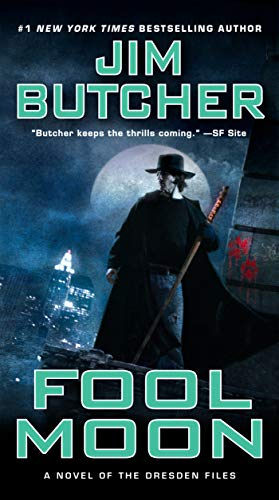 9780451458124: Fool Moon (The Dresden Files)
