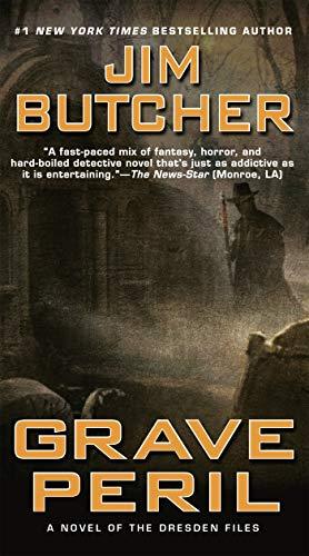 9780451458445: Grave Peril (The Dresden Files, Book 3)