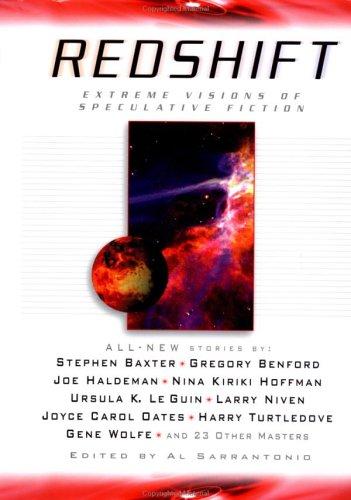 RED SHIFT: Sarrantonio, Al (Editor) Stories by Dan Simmons, Stephen Baxter, Gene Wolfe, Ursula K. ...