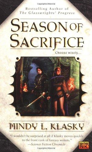 Season of Sacrifice (0451458656) by Mindy L. Klasky