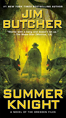 9780451458926: Summer Knight (Dresden Files)