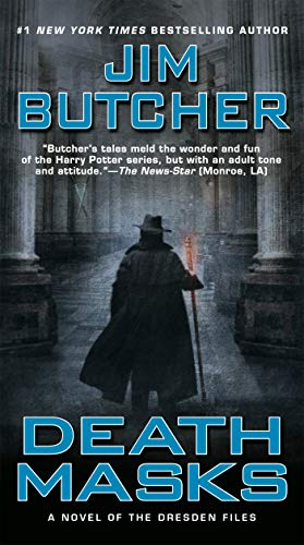 9780451459404: Death Masks (Dresden Files (ROC Paperback))
