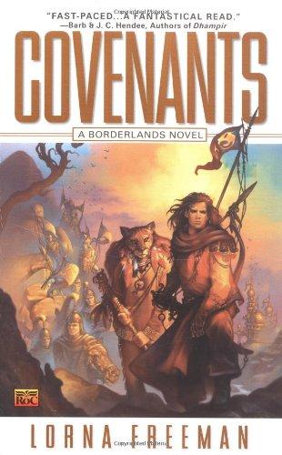 Covenants: A Borderlands Novel: Freeman, Lorna