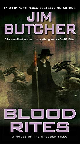 9780451459879: Blood Rites (The Dresden Files, Book 6)