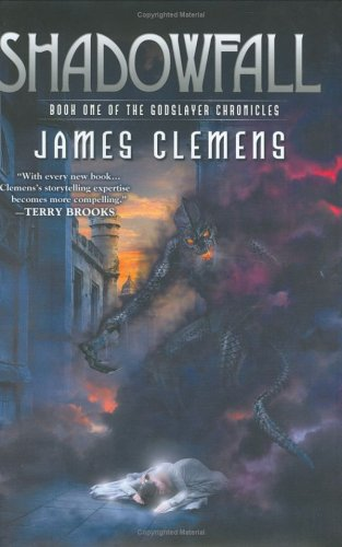 "Shadowfall "" Signed "": Clemens, James"