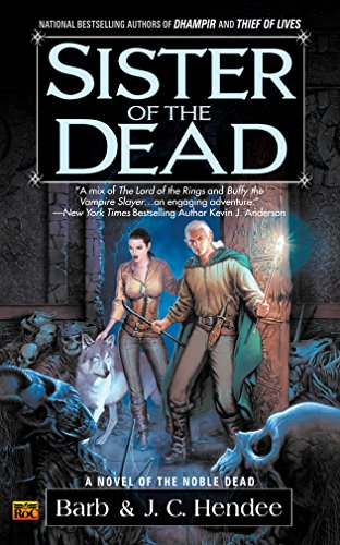 9780451460097: Sister of the Dead (The Noble Dead)
