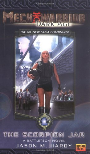 9780451460202: The Scorpion Jar (Mechwarrior: Dark Age, No. 13)