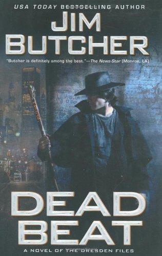 9780451460271: Dead Beat (Dresden Files (ROC Hardcover))