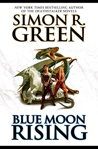 9780451460554: Blue Moon Rising (Darkwood)