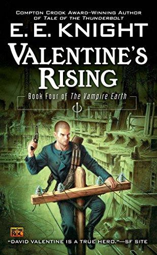 9780451460592: Valentine's Rising (The Vampire Earth, Book 4)