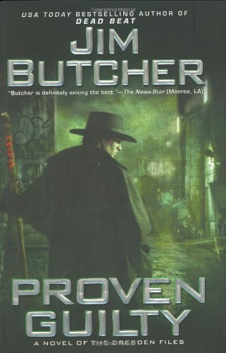 PROVEN GUILTY (Dresden Files) [Signed]: Butcher, Jim