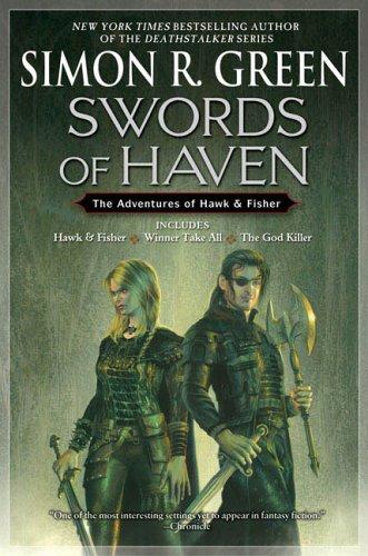 9780451460868: Swords Of Haven: The Adventures of Hawk & Fisher