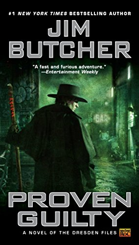 9780451461032: Dresden Files 08. Proven Guilty (The Dresden Files)