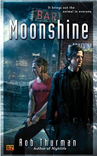 Moonshine (Cal Leandros, Book 2): Rob Thurman