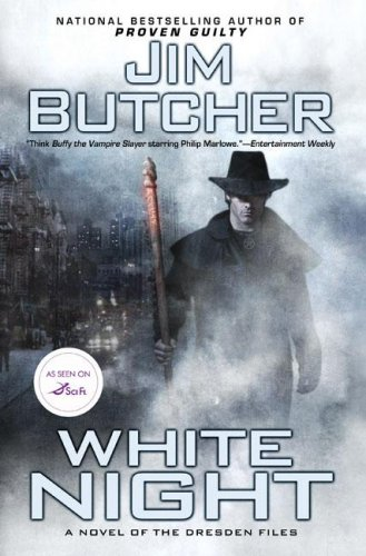 9780451461407: White Night (Dresden Files (ROC Hardcover))