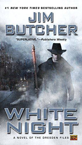9780451461551: White Night (Dresden Files) (Dresden Files (ROC Paperback))