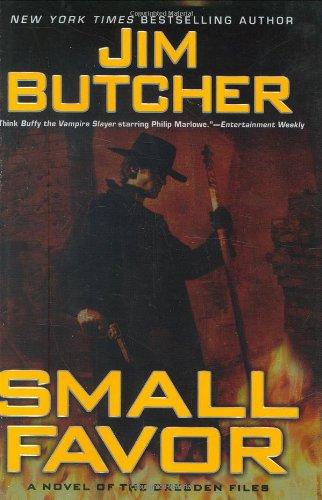 Small Favor (UNREAD) (SIGNED): Butcher, Jim