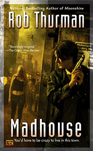 9780451461964: Madhouse: 3 (Cal Leandros)