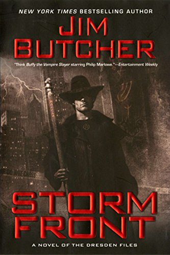 Storm Front (The Dresden Files, Book 1) (0451461975) by Jim Butcher