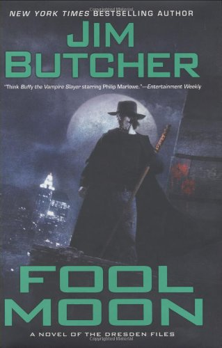 Fool Moon - 1st printing (The Dresden: Butcher, Jim
