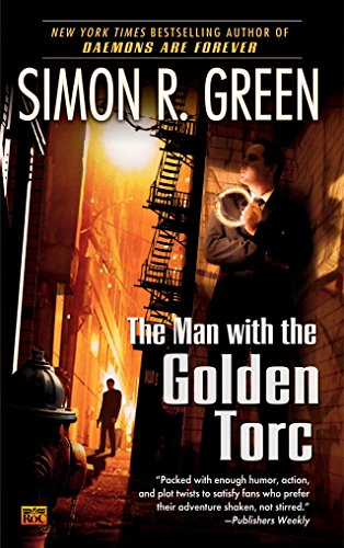9780451462145: The Man with the Golden Torc (Secret Histories, Book 1)