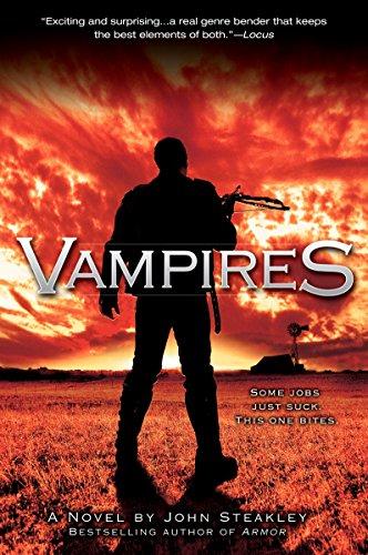 VAMPIRES: Steakley, John