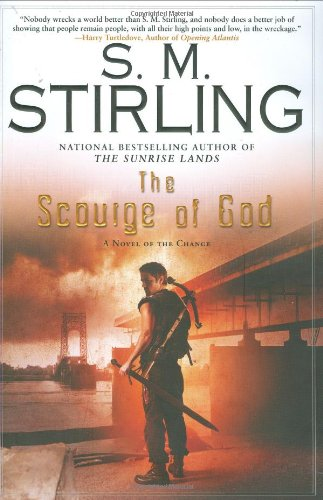 The Scourge of God: **Signed**: Stirling, S. M.