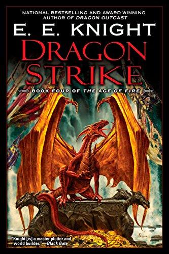 DRAGON STRIKE  #4