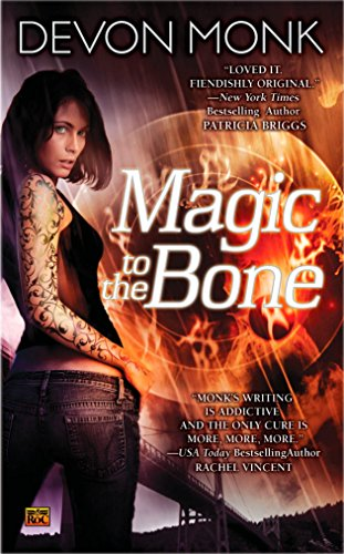 9780451462404: Magic To The Bone (Allie Beckstrom)