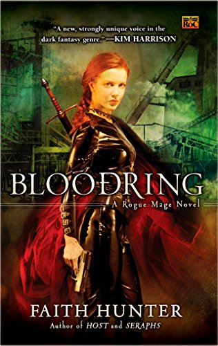 9780451462411: Bloodring: A Rogue Mage Novel