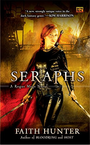 9780451462442: Seraphs (Rogue Mage Novels)
