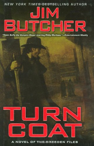 Turn Coat: Jim Butcher
