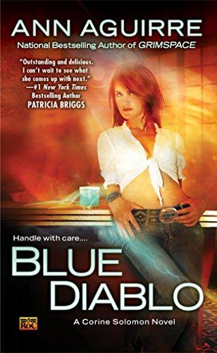 9780451462640: Blue Diablo: A Corine Solomon Novel