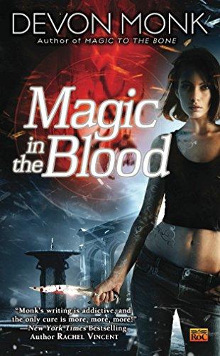 9780451462671: Magic in the Blood (Allie Beckstrom, Book 2)
