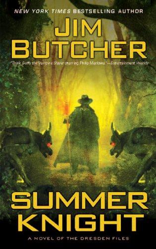 9780451462756: Summer Knight: A Novel of the Dresden Files (The Dresden Files, Book 4)
