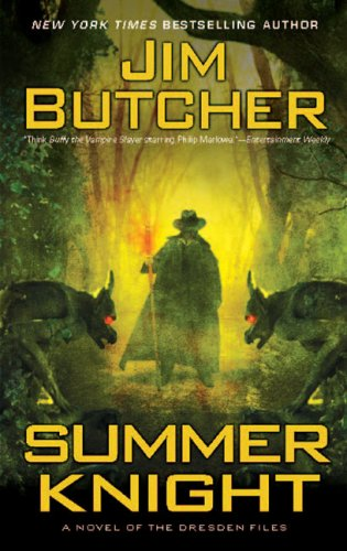 Summer Knight: A Novel of the Dresden Files (The Dresden Files, Book 4): Butcher, Jim