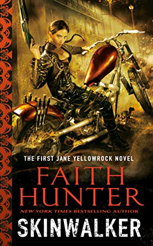 9780451462800: Skinwalker: A Jane Yellowrock Novel