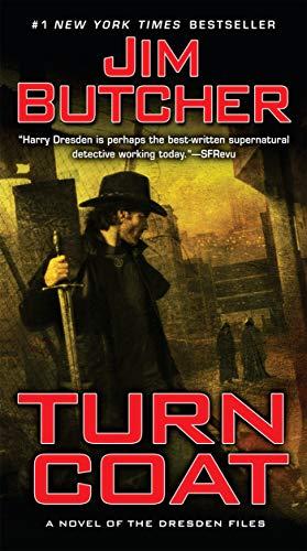 9780451462817: Turn Coat (The Dresden Files, Book 11)