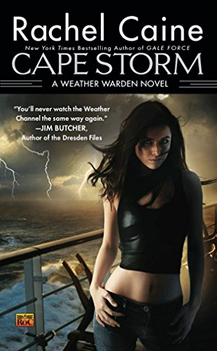 9780451462848: Cape Storm (Weather Warden, Book 8)
