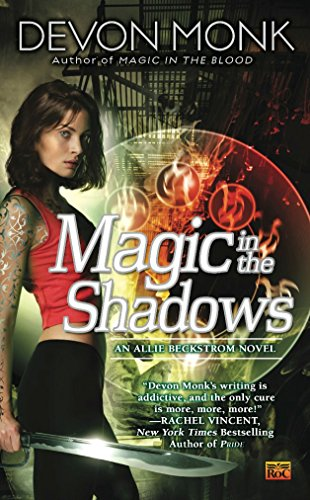 9780451462879: Magic in the Shadows (Allie Beckstrom)